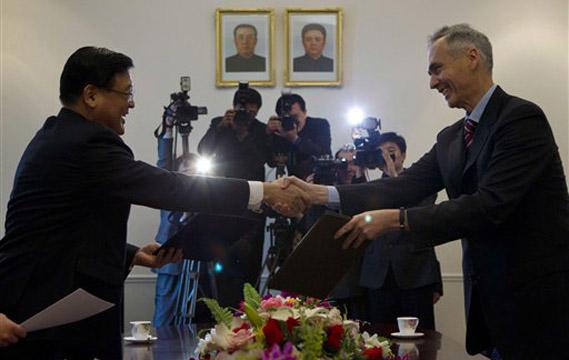 AP-ის ოფისის გახსნა ჩრდილოეთ კორეაში