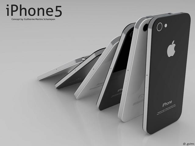 iphone 5-ის არაოფიციალური ფოტო