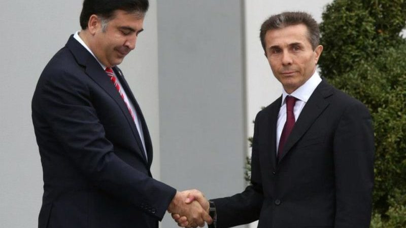 Саакашвили: «Мечта» Иванишвили закончилась