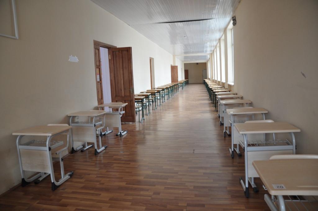 55-ე საჯარო სკოლა, მზადება გამოცდებისთვის