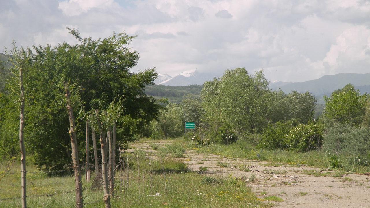 Малхаз Ванишвили сбежал из Цхинвальского региона