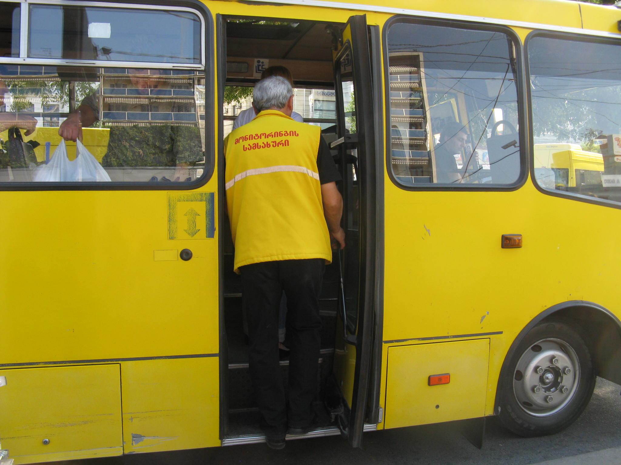 """2019 წლის ბოლოსთვის ყვითელი """"ბოგდანის"""" ავტობუსი თბილისში აღარ იმოძრავებს – მერია"""