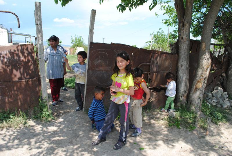 სოფელ ნორ აიკაჯურის მცხოვრებლები
