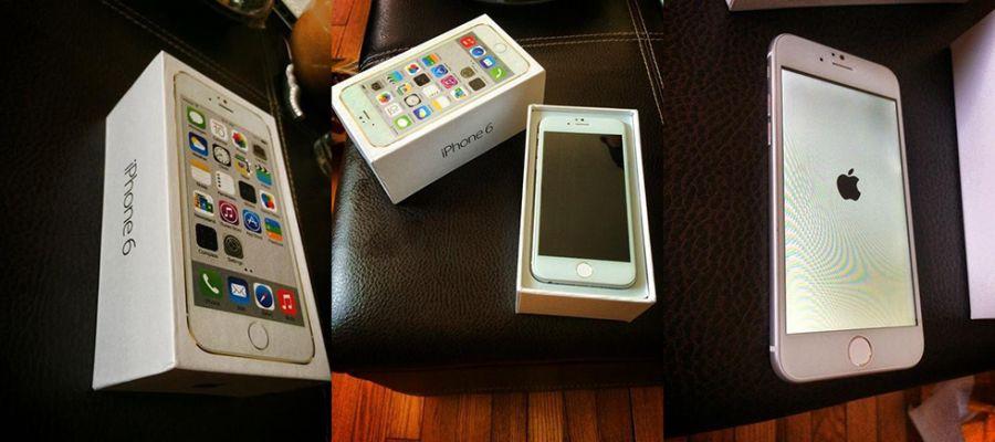 techradar.com-ის ფოტო, რომელზეც თითქოს iPhone 6-ია გამოსახული
