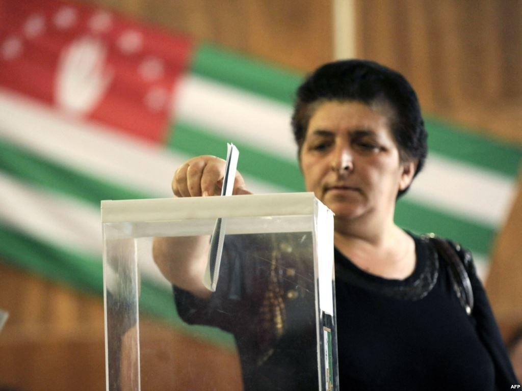 არჩევნები აფხაზეთში       © რადიო თავისუფლება