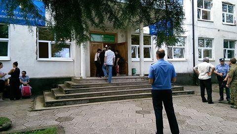 საპრეზიდენტო არჩევნები აფხაზეთში; გალი; ფოტო: ოლესია ვართანიანი;