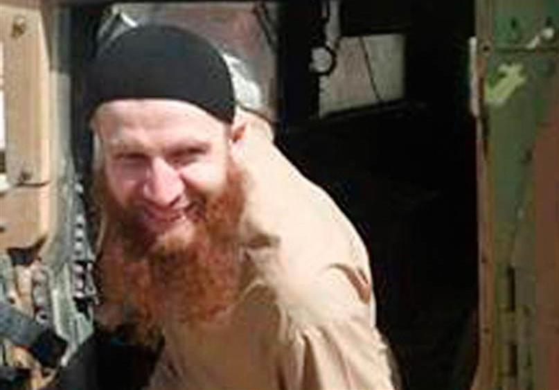 "AFP: თარხან ბათირაშვილის სიკვდილს ""ისლამური სახელმწიფო"" ადასტურებს"