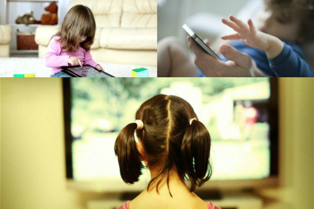 ბავშვები და ელექტრონული მოწყობილობები