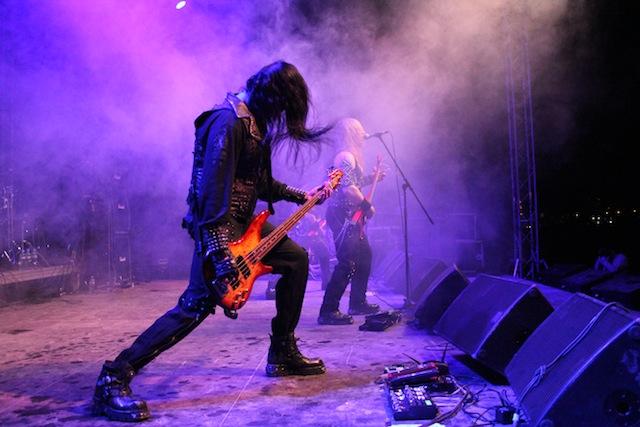 ჯგუფ Vader-ის წევრი, Tbilisi JAM Fest-ის ბოლო დღე, 26.04.2015