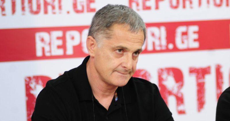 Спорт и политика: «армрестлер» покидает правящую «Мечту» и обличает мэра Тбилиси