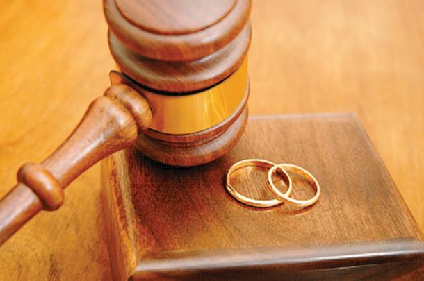 განქორწინება