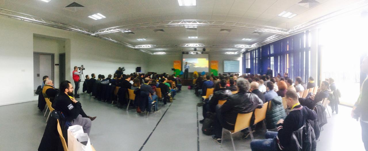 Internet Forum Tbilisi 2015, ფოტო: თენგო ტაბატაძე