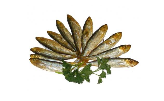 საგანგაშო შეტყობინება ლატვიური წარმოების შებოლილი თევზის შპროტზე