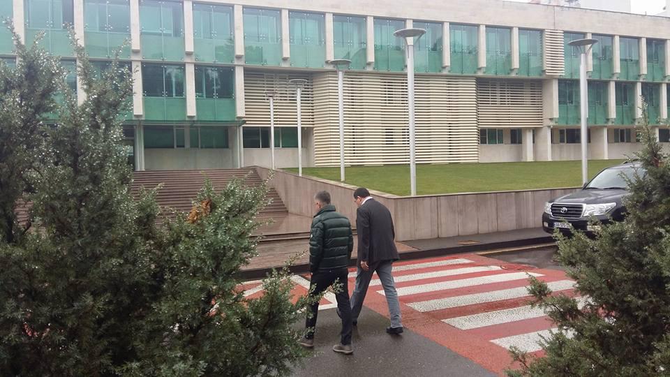 Наблюдателей от оппозиции вызвали в Службу госбезопасности Грузии