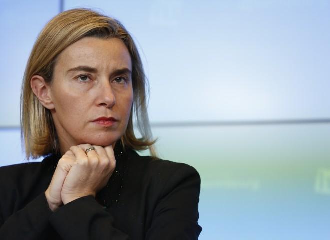 მოგერინი: ევროკავშირი უმკაცრესად გმობს ლგბტი პირების წინააღმდეგ მიმართულ დისკრიმინაციასა და ძალადობას