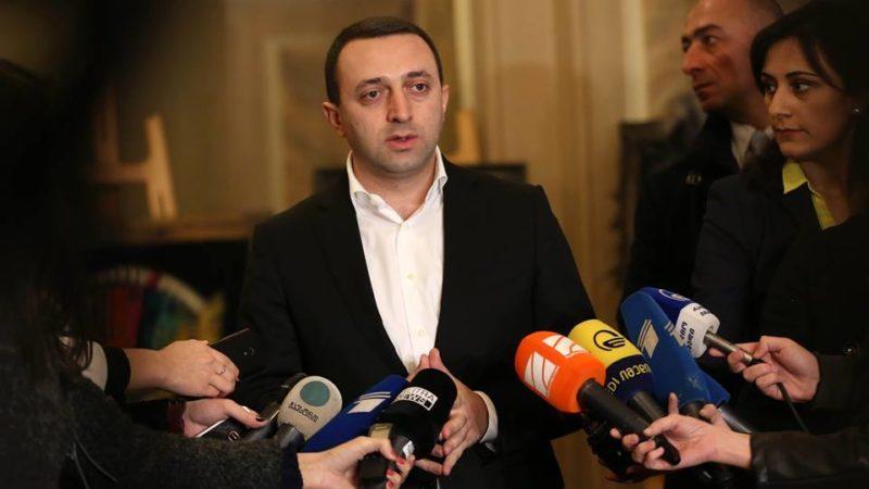 Премьер Грузии: Проведение досрочных выборов не рассматривается