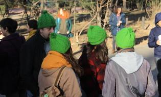 """""""მერია, შეგვისრულე დანაპირები"""" – ვაკის პარკში საპროტესტო აქცია გაიმართა. 27.12.15 ფოტო: გუკი გიუნაშვილი"""