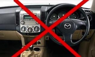 მარჯვენასაჭიანი ავტომობილების რეგისტრაცია აიკრძალება
