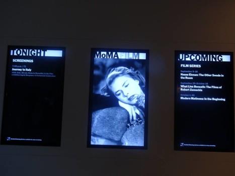 """""""ინგრიდ ბერგმანი: საუკუნოვანი ზეიმის"""" ელექტროპოსტერი"""