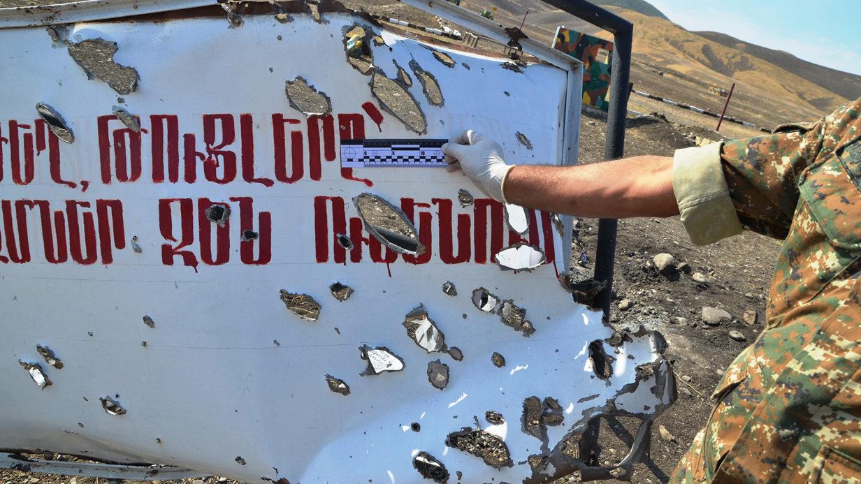 Конфликт в Карабахе [обновляется]