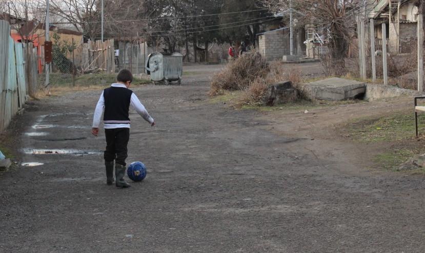 ბავშვებზე ზრუნვის ჩრდილოვანი სისტემა ევროკავშირთან ასოცირების ხელშეკრულების ჭრილში
