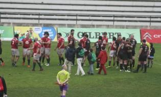 პორტუგალია 3:29 საქართველო © Portugal Rugby