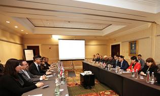 მოლაპარაკებები EFTA–სა და ეკონომიკის სამინისტროს შორის