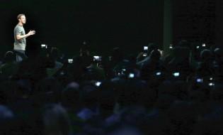 მარკ ცუკერბერგმა სამსუნგისა და ფესიბუკის საერთო პროექტის შესახებ განაცხადა. ფოტო: EPA/Alberto EstÈvez