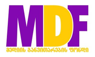 mdf ლოგო