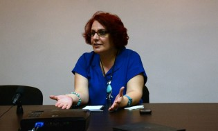 ფსიქოლოგი მაია ცირამუა. ფოტო: ლიბცენტრი