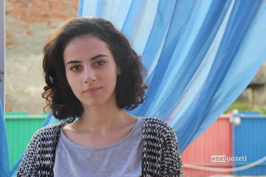 ნაინე ატუმავა, 19 წლის, სტუდენტი. ფოტო: მარიანა კოტოვა