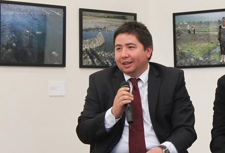 მაიკლ ჩეჩირე © პოლიტიკის ინსტიტუტი/Georgian Institute of Politics