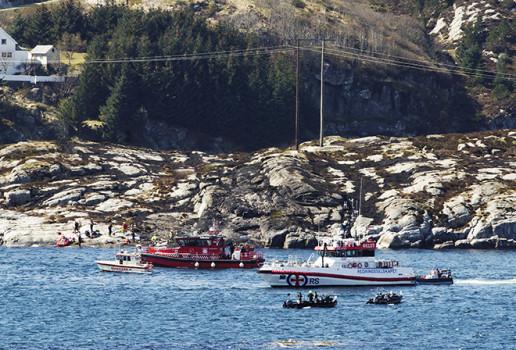 29.04.2016 ფოტო: EPA/MARIT HOMMEDAL NORWAY OUT