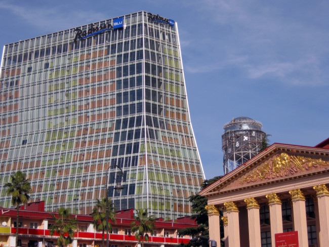 ევგენი ლეფსაია თანამედროვე არქიტექტურა და კულტურული მემკვიდრეობა