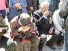 ომის ვეტერანები გორში. 9.05.2016. ფოტო: დათო ქოქოშვილი/ნეტგაზეთი