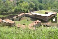 ვანის არქეოლოგიური მუზეუმის მიმდებარე ტერიტორია, ფოტო: საქართველოს ეროვნული მუზეუმი
