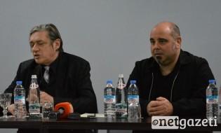 თბილისში ბლიქსა ბარგელდის და ტეო ტეარდოს კონცერტი გაიმართება  25.05.2016 ფოტო: ნეტგაზეთი/მარიამ ბოგვერაძე