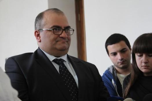 განათლების მინისტრი ალექსანდრე ჯეჯელავა აუდიტორია 115-ის წევრებს ხვდება. 7.06.2016