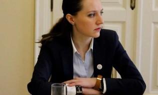 """მაია ურუშაძე, კავკასიური სახლის პროექტის """"ქართულ-რუსული დიალოგი მშვიდობისა თანამშრომლობისათვის"""" მენეჯერი"""