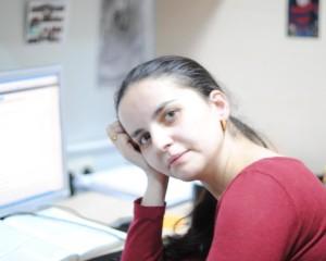 მაია გრიგოლია, ფოტო: მისი ფეისბუკის გვერდიდან