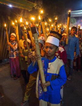 ინდონეზია © EPA/FULLY HANDOKO