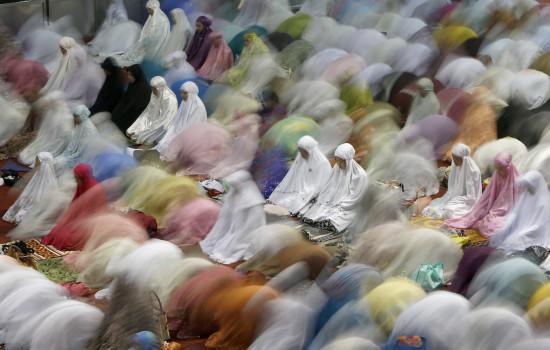 ინდონეზიაში © EPA/ADI WEDA