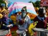 უკრაინაში ლგბტს აქტივისტებმა პირველი ფართომასშტაბიანი მსვლელობა გამართეს12.06.16 ფოტო: EPA/ROMAN PILIPEY