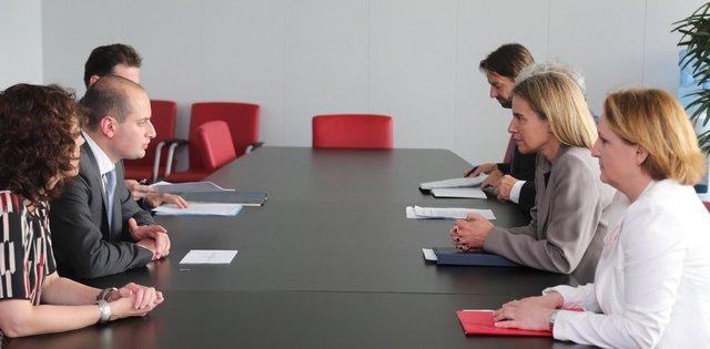 საქართველოსა და ევროკავშირს შორის საიდუმლო ინფორმაციის ურთიერთგაცვლის შეთანხმება გაფორმდა
