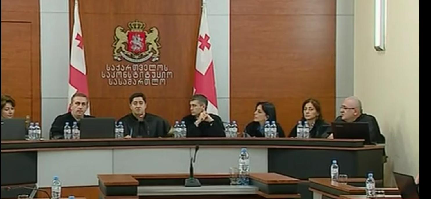 5 მოსამართლის მიმართვა გიორგი პაპუაშვილს და რუსთავი 2-ის საქმე