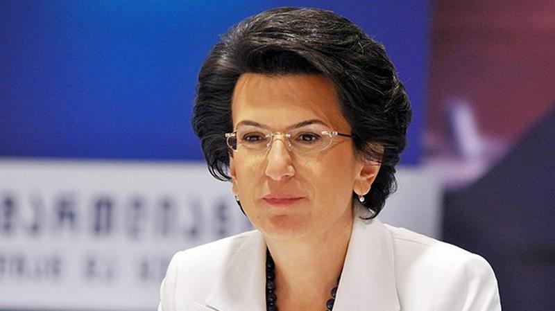 Бурджанадзе: надеюсь Зурабишвили откажет Саакашвили в гражданстве