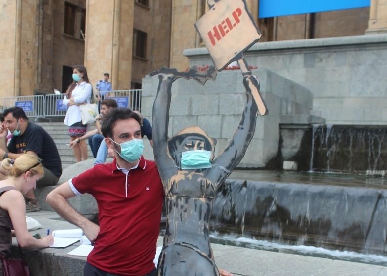 ივნისის მონაცემებით, თბილისში მტვრის კონცენტრაცია ჰაერში დასაშვებს 2.4-ჯერ აღემატება