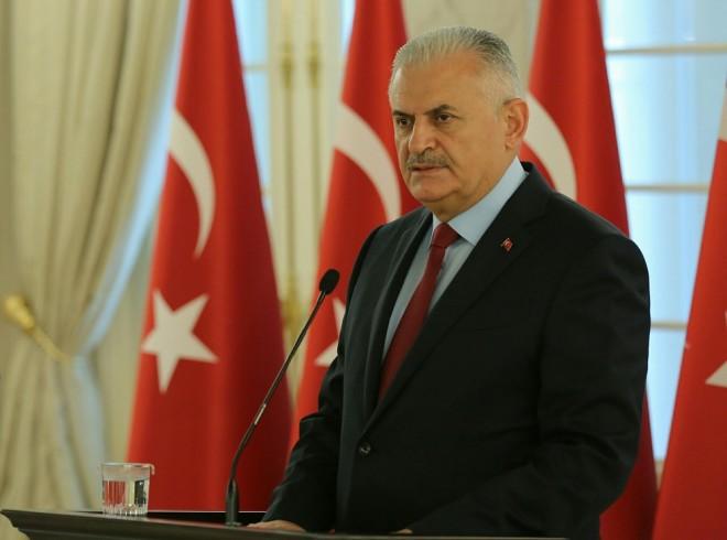 თურქეთის პრემიერი: ვაშინგტონს გულენის წინააღმდეგ მტკიცებულებები გადაეცა