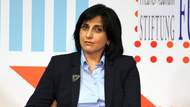 Тамар Кордзая: «Призываем Каху Кучава принять меры в отношении депутатов применивших силу против женщин»