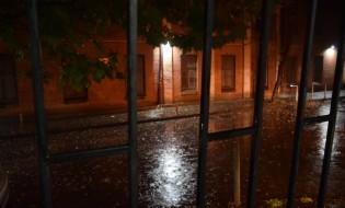 უხვი ნალექი, წვიმა